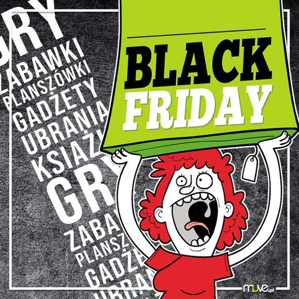 Planszówki Black Friday